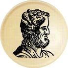 """Ο Εύδοξος ο Κνίδιος (~408π.Χ.-~355π.Χ.) υπήρξε ένας από τους διασημότερους μαθηματικούς της αρχαιότητας. Είναι ο ιδρυτής της θεωρητικής αστρονομίας, ενώ πρωτότυπες εργασίες του θεωρούνται το πέμπτο βιβλίο των """"Στοιχείων"""" του Ευκλείδη, μέρος του έκτου και τα πέντε πρώτα θεωρήματα του δέκατου τρίτου. Το αξίωμά της συνέχειας που διατύπωσε αποτελεί τη βάση του διαφορικού και ολοκληρωτικού λογισμού. Έζησε στον Πειραιά και σπούδασε στην Ακαδημία Πλάτωνος, όπου πήγαινε καθημερινά πεζός."""