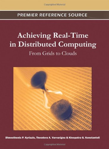 Achieving Real-Time in Distributed Computing: From Grids to Clouds