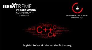 IEEE UniPi Student Branch - IEEE Xtreme
