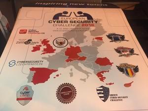 European Cyber Security Challenge 2016
