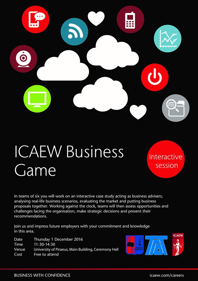 ICAEW Business Game