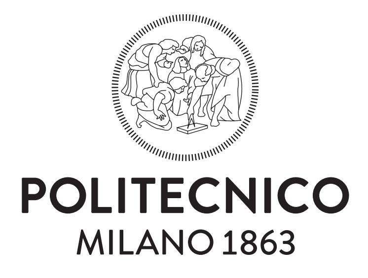 Λογότυπο Politecnico di Milano