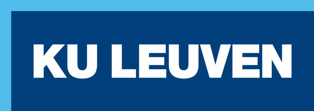 Λογότυπο KU Leuven