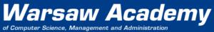 Λογότυπο Warsaw Management Academy